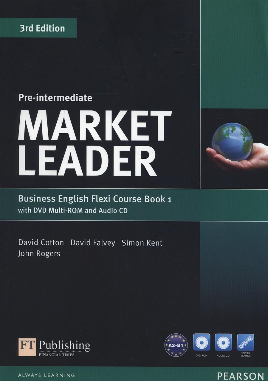 Купить Market Leader Pre-Intermediate Flexi Course Book 1 Pack, John Rogers, 9781292126128