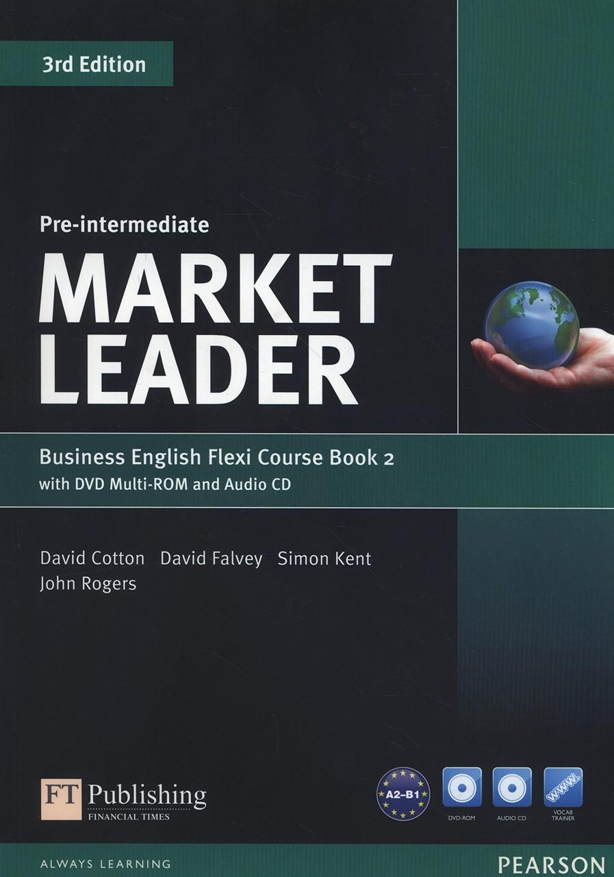 Купить Market Leader Pre-Intermediate Flexi Course Book 2 Pack, John Rogers, 978-1-292-12613-5