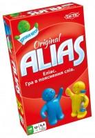 Настільна гра Tactic 'Еліас. Дорожня версія' (Original Alias) (54664)