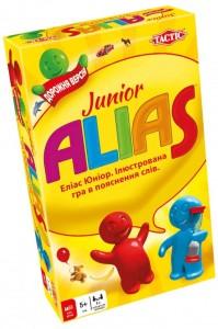 Настільна гра Tactic 'Еліас Юніор. Дорожня версія' (Junior Alias) (54663)