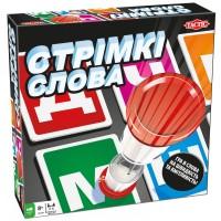 Настільна гра Tactic 'Стрімкі слова' (54668)