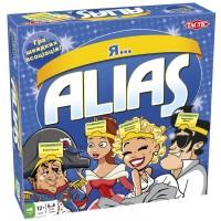 Настільна гра Tactic 'Я... Еліас' (I am... Alias) (54669)