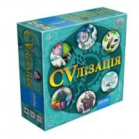 Настільна гра Granna 'CVлізація' (82722)