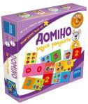 Настільна гра Granna 'Доміно. Вчуся рахувати' (82500)