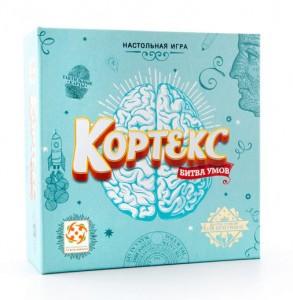 Настольная игра 'Кортекс' (Braintopia)