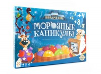 Настольная игра 'Морозные каникулы'