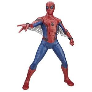 Электронная фигурка Hasbro 'Человек-паук со световыми и звуковыми эффектами' (B9691)