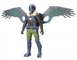 Электронная фигурка Hasbro 'Титаны' Человек-паук: Электронный злодей 30 см (C0701)