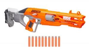 Бластер Hasbro Nerf Accustrike Alphahawk (B7784)