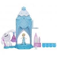 Замок Эльзы Hasbro 'Сделай волшебный снег' Disney Frozen (C0461)