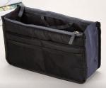 Подарок Большой органайзер для вещей Bag in Bag (графитовый)