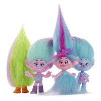 Набор Hasbro Trolls Poppy's Fashion Frenzy (B6557 B7363)