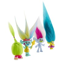 Набор Hasbro Trolls Wild Hair Pack (B6557 B7364)