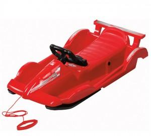 Зимние санки Alpen Gaudi 'Alpen Race' красные (4020716199207)