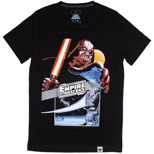 Футболка мужская 'Star Wars: The Empire Strikes Back III' (L)  - купить со скидкой