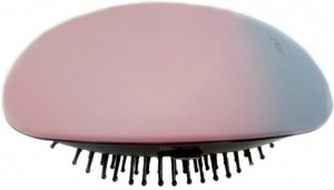 Виброрасческа с ионизацией Yueli portable anion massage comb Matte Blue (Р31005)