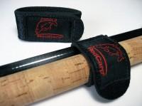 Ремешки неопреновые Behr Red Carp для транспортировки спиннинга 2 шт. (9919023)