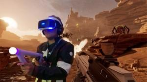 скриншот Farpoint PS4 + AIM CONTROLLER VR #10