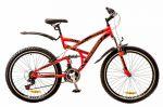 Велосипед Discovery Canyon 26' рама-19', оранжево-черный (OPS-DIS-26-125)