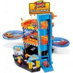 Игровой набор Bburago ПАРКИНГ 3 уровня, 2 машинки 1:43 (18-30361)