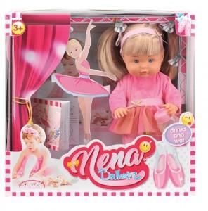 Интерактивная кукла Bambolina Nena Маленькая балерина (BD380-50SUA)
