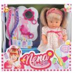 Интерактивная кукла Bambolina Nena Маленький стилист (BD388-50SUA)