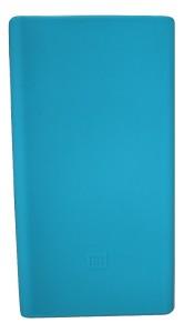 Чехол Силиконовый для Xiaomi Power bank 20000 mAh Blue Лицензия (Р27241)