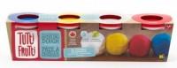 Мини-набор для лепки Tutti-Frutti '4 цвета' (BJTT80100)