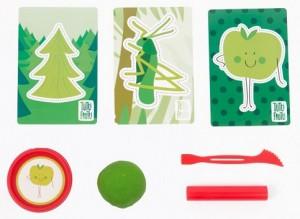 фото Мини-набор для лепки Tutti-Frutti 'Яблоко' (BJTT14914) #2