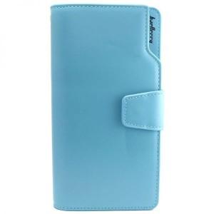 Подарок Кошелек женский Baellerry Business голубой