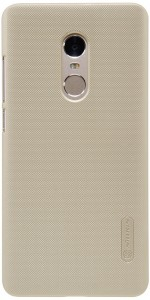 Чехол бампер Nillkin Frosted Shield для Xiaomi RedMi Note 4 Gold F-HC HM-NOTE 4 (Р29186)