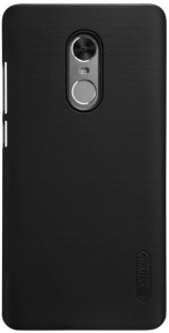 Чехол бампер Nillkin Frosted Shield для Xiaomi RedMi Note 4X Black F-HC HM-NOTE 4X (Р30071)