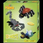 Термомозаика HAMA Набор термомозаики Объемные насекомые  Midi 5+ (3239)