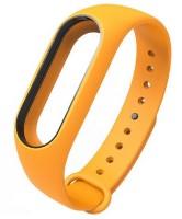 Ремешок для браслета Xiaomi Mi Band 2 Orange (Р27595)