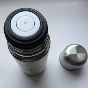 фото Термос Luxberg 350мл с чехлом из нержавеющей стали (LX 133505) #3