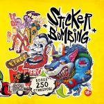 Книга Sticker Bombing. 250 ярких стикеров от самых популярных дизайнеров