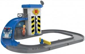 фото Трек с подъемником Silverlit 'Robocar Poli' (машинка Поли и фигурка Джин в комплекте) (83316) #2