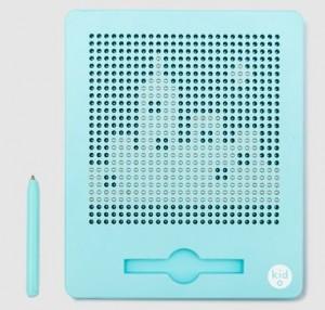 Магнитная доска Kid O для рисования, зеленая (10468)
