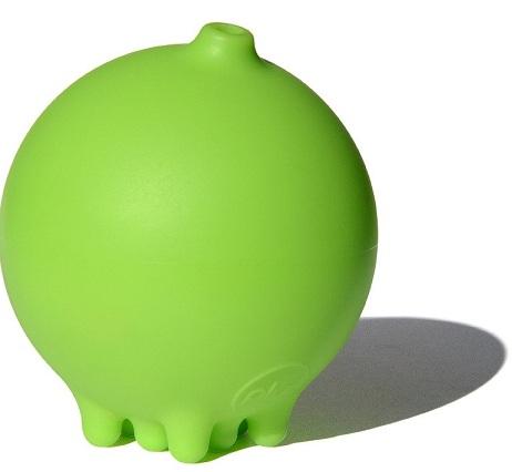 Купить Игрушка для ванны Moluk 'Плюи, зеленая' (43019)