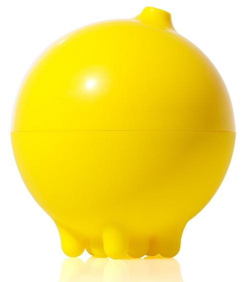 Купить Игрушка для ванны Moluk 'Плюи, желтая' (43020)