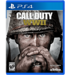 игра Call of Duty: WWII PS4