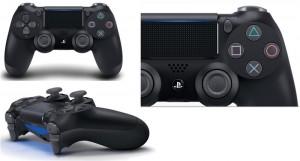 Геймпад беспроводной Sony PlayStation Dualshock V2 Jet Black (официальная гарантия)