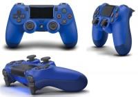 Геймпад беспроводной Sony PlayStation Dualshock V2 Wave Blue (официальная гарантия)