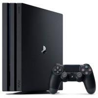 Приставка Sony PlayStation 4 Pro 1Tb Black (официальная гарантия)