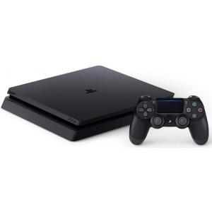 фото Sony PlayStation 4 Slim 1Tb Black (игра 'Destiny 2' в подарок) (официальная гарантия) #3
