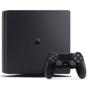 фото Sony PlayStation 4 Slim 1Tb Black (игра 'Destiny 2' в подарок) (официальная гарантия) #2