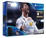 Приставка Sony PlayStation 4 Slim 1Tb Black (игра 'FIFA 2018' подарок официальная гарантия)