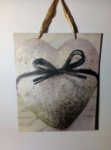 Подарок Подарочный пакет (32 x 26 x 12 см)