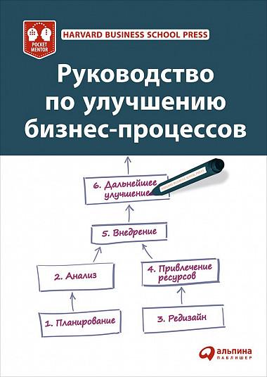 Купить Руководство по улучшению бизнес-процессов, 978-5-9614-6099-5, 978-5-9614-5852-7