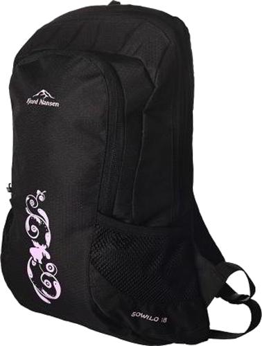 Купить Рюкзак Fjord Nansen 'SOWILO 15 black/lavenda' (00000028689)